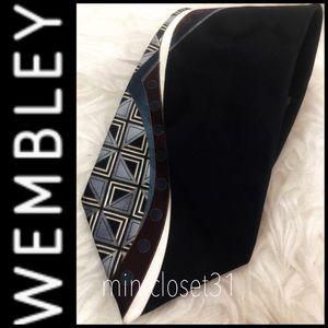 🆕 Wembley Silk Tie